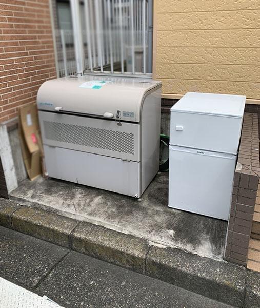 ゴミ収集場所-1